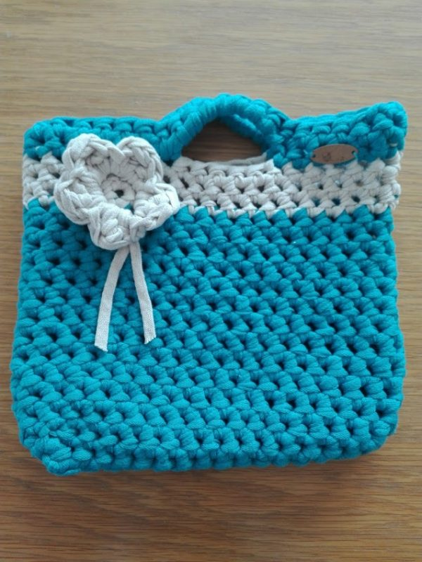 lunchtas turquoise