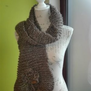 Sjaal winter washi