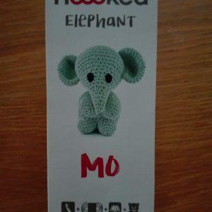 haakpakket olifant hoooked