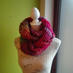 Kleurrijke sjaal Inca
