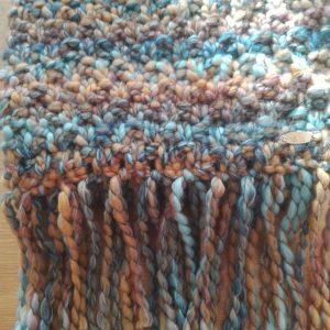 handmade sjaal balloon