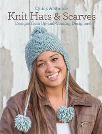 Quick & Simple Knit Hats & Scarves. 14 Designs From Up-and-Coming Designers!, Tevis, Gwen, Paperback (12.95 EUR)